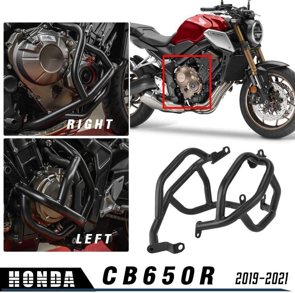 CB650R Crash bar - Paramotore